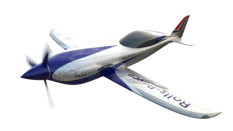 Rolls-Royce'un tamamen elektrikli uçağı ilk uçuşunu tamamladı 1
