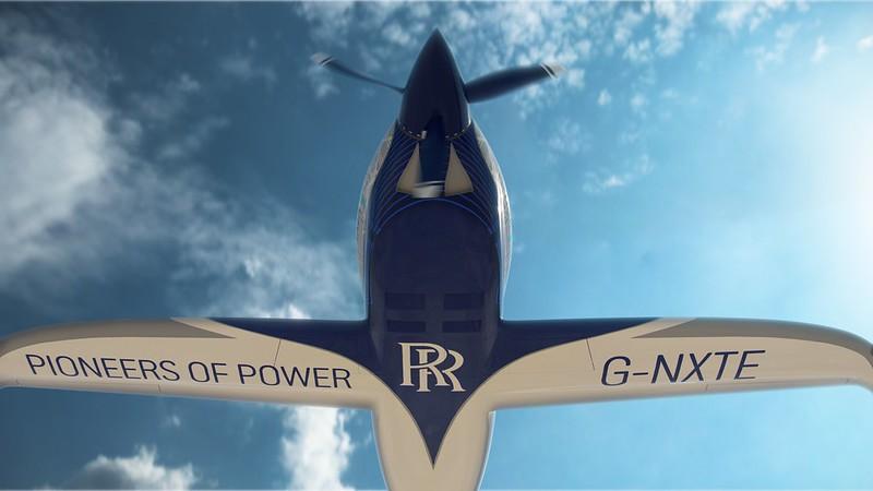 Rolls-Royce'un tamamen elektrikli uçağı ilk uçuşunu tamamladı 10
