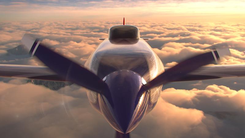 Rolls-Royce'un tamamen elektrikli uçağı ilk uçuşunu tamamladı 13