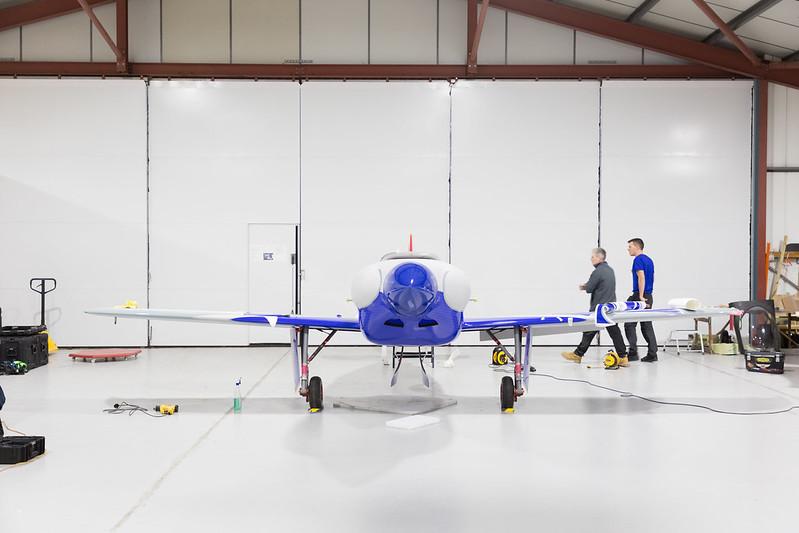 Rolls-Royce'un tamamen elektrikli uçağı ilk uçuşunu tamamladı 15