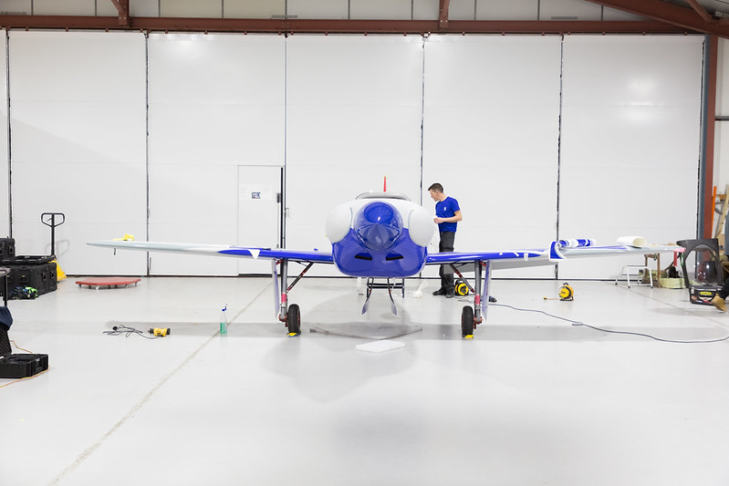 Rolls-Royce'un tamamen elektrikli uçağı ilk uçuşunu tamamladı 2