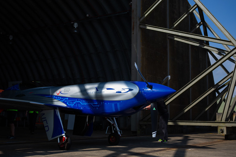 Rolls-Royce'un tamamen elektrikli uçağı ilk uçuşunu tamamladı 29