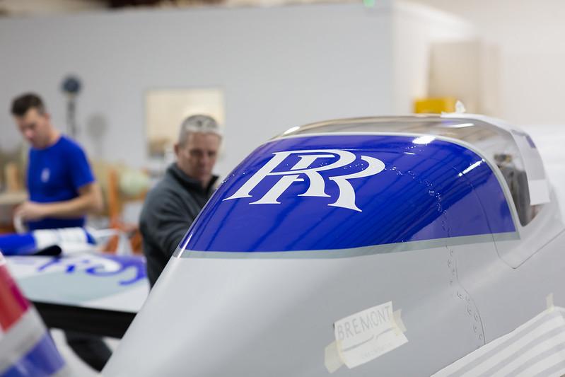 Rolls-Royce'un tamamen elektrikli uçağı ilk uçuşunu tamamladı 3