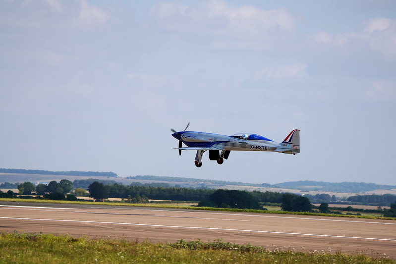 Rolls-Royce'un tamamen elektrikli uçağı ilk uçuşunu tamamladı 34