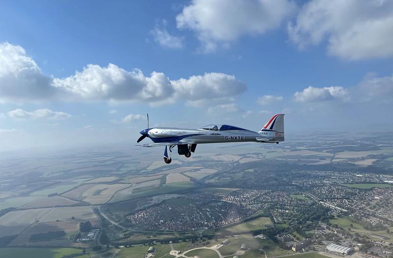 Rolls-Royce'un tamamen elektrikli uçağı ilk uçuşunu tamamladı 37