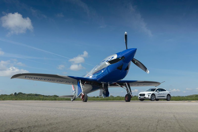 Rolls-Royce'un tamamen elektrikli uçağı ilk uçuşunu tamamladı 39