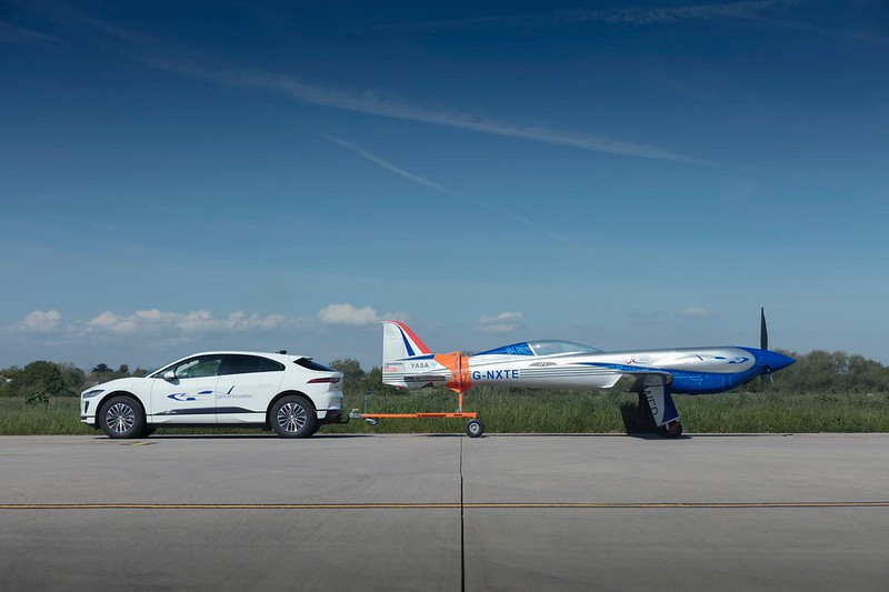 Rolls-Royce'un tamamen elektrikli uçağı ilk uçuşunu tamamladı 43