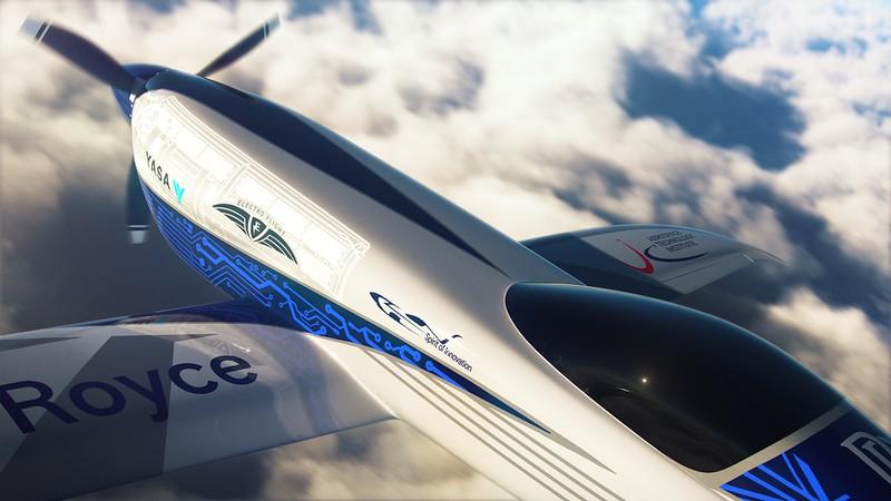 Rolls-Royce'un tamamen elektrikli uçağı ilk uçuşunu tamamladı