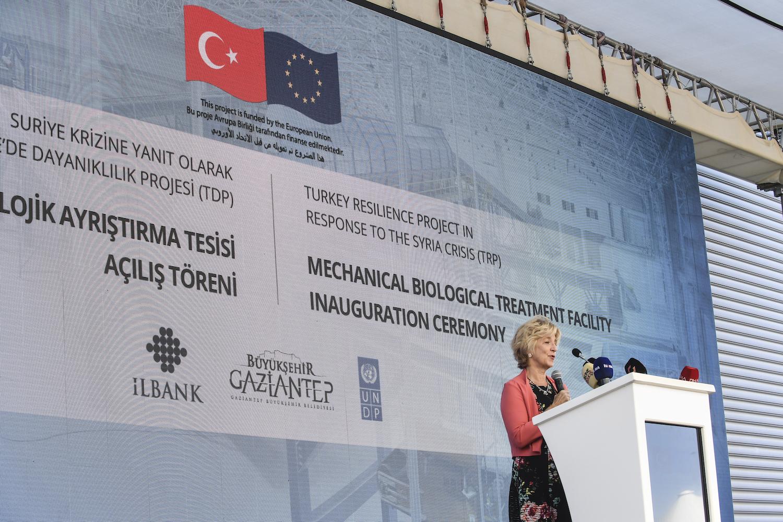 Gaziantep'te katı atıklar enerjiye dönüşecek 21