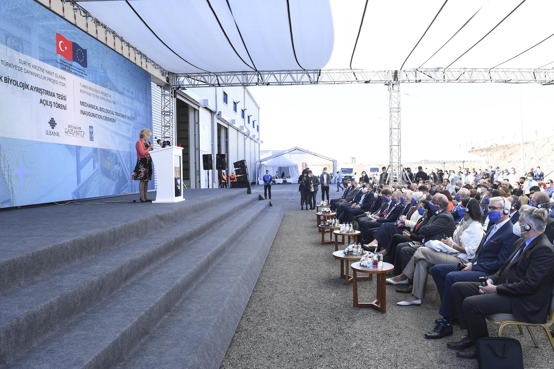 Gaziantep'te katı atıklar enerjiye dönüşecek 22