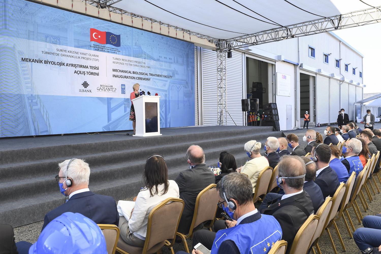 Gaziantep'te katı atıklar enerjiye dönüşecek 23