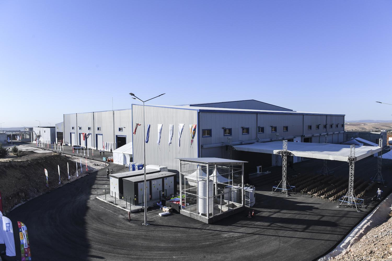 Gaziantep'te katı atıklar enerjiye dönüşecek 28