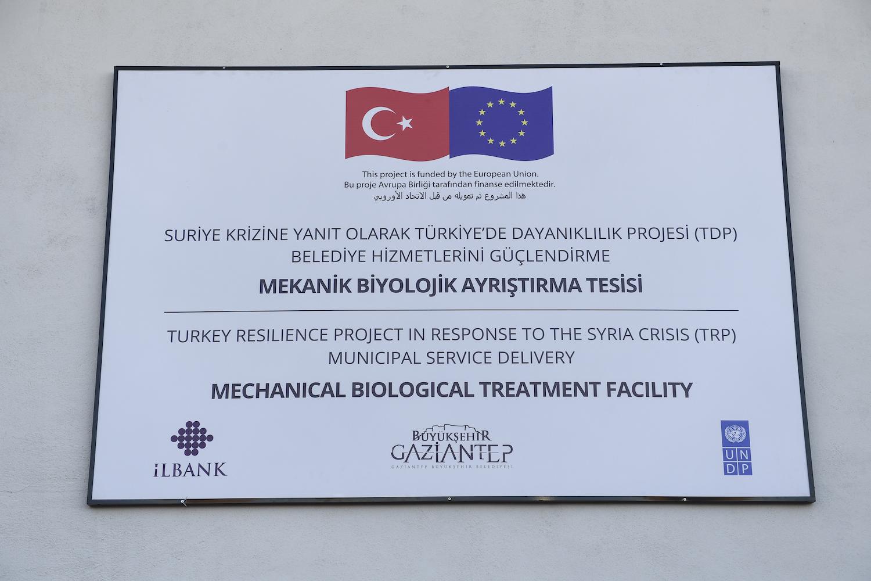 Gaziantep'te katı atıklar enerjiye dönüşecek 29