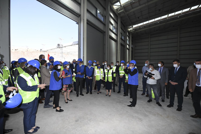 Gaziantep'te katı atıklar enerjiye dönüşecek 7