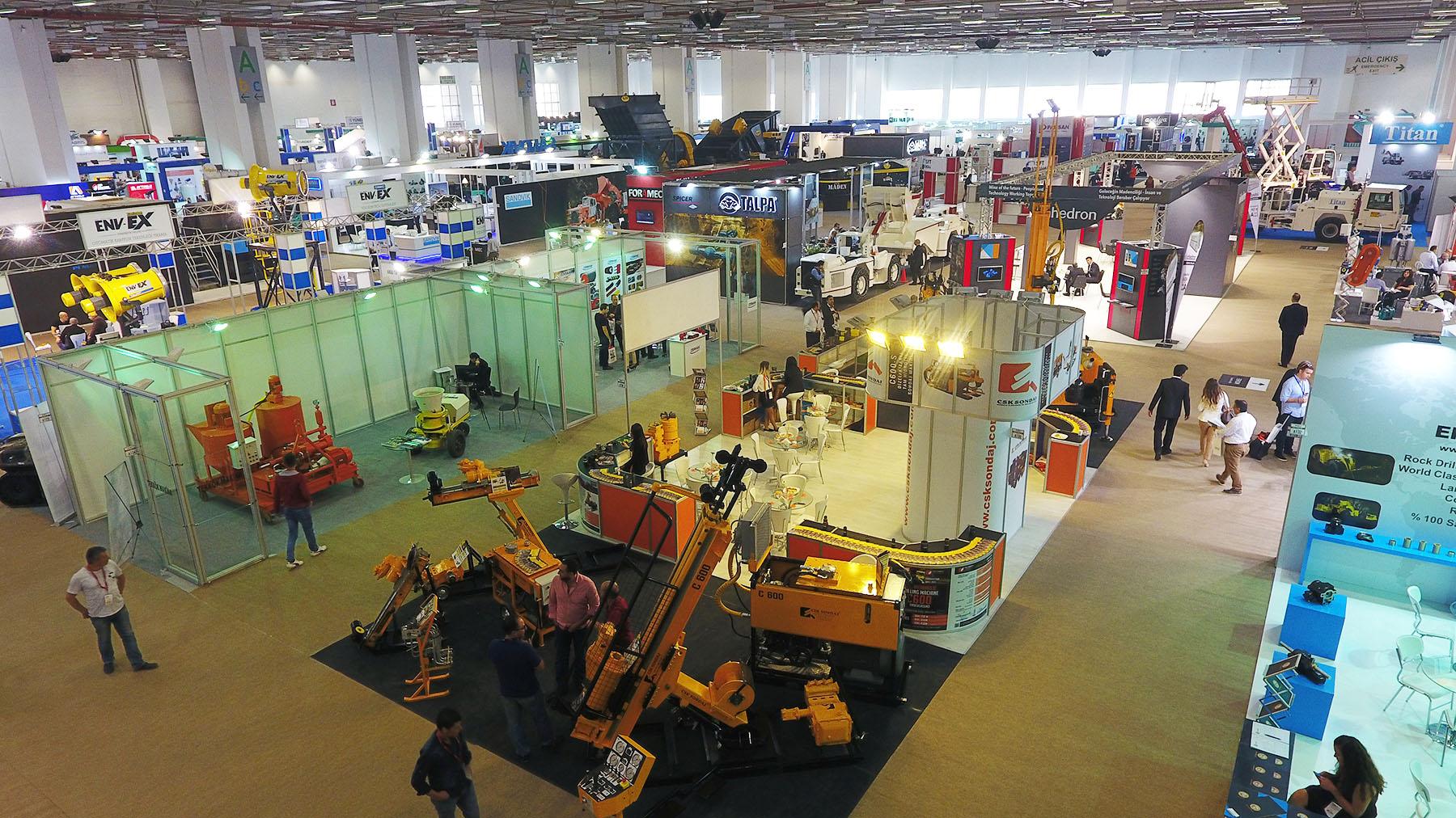 Madencilik sektörü MINEX'de buluşacak 5