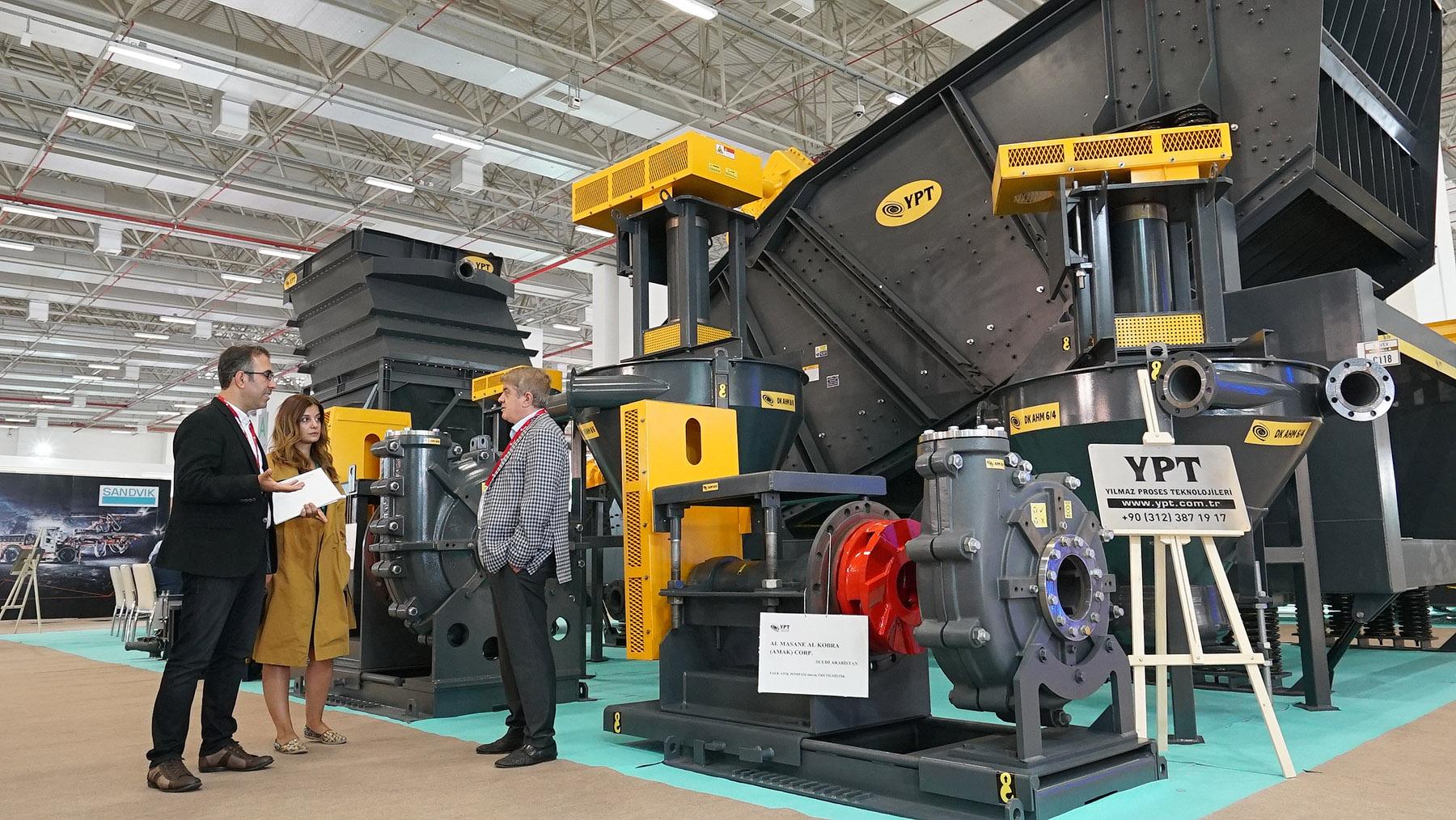 Madencilik sektörü MINEX'de buluşacak
