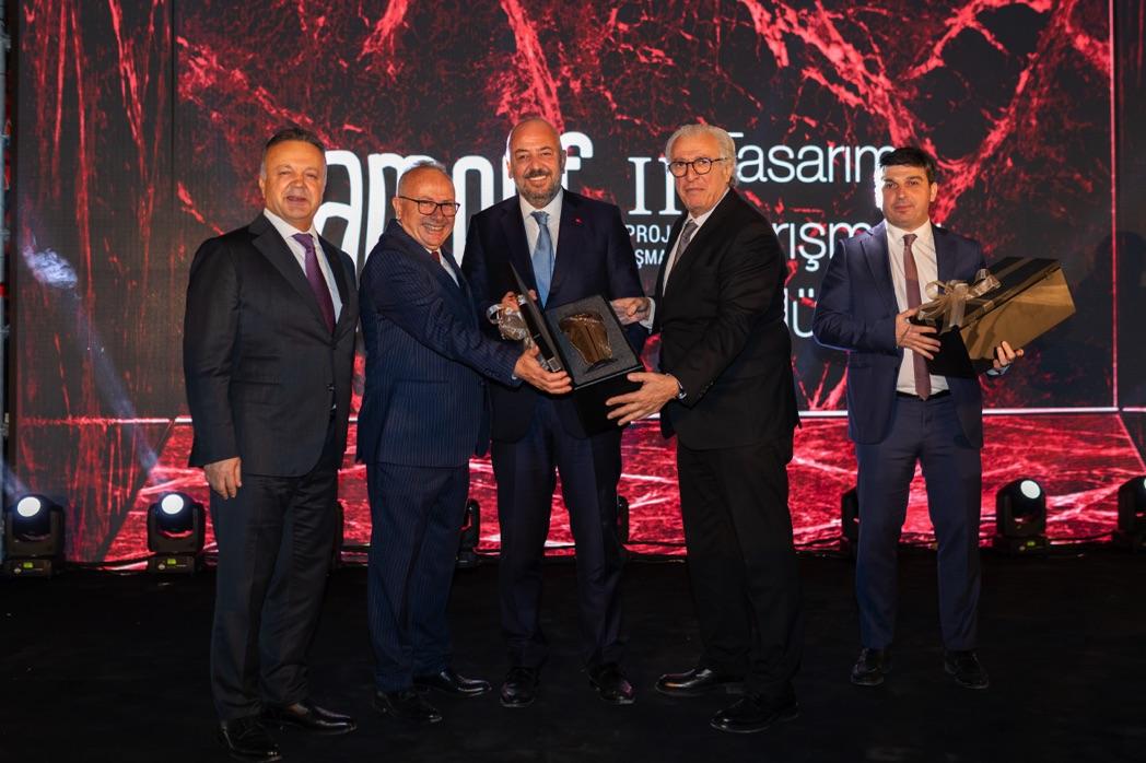 Amorf Tasarım Yarışması Ödülleri sahiplerini buldu 16
