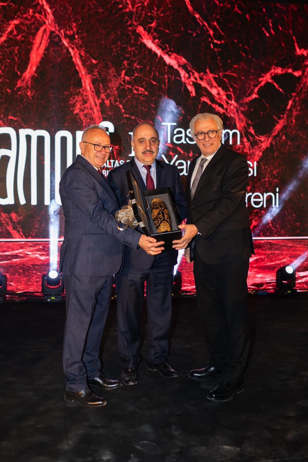 Amorf Tasarım Yarışması Ödülleri sahiplerini buldu 18
