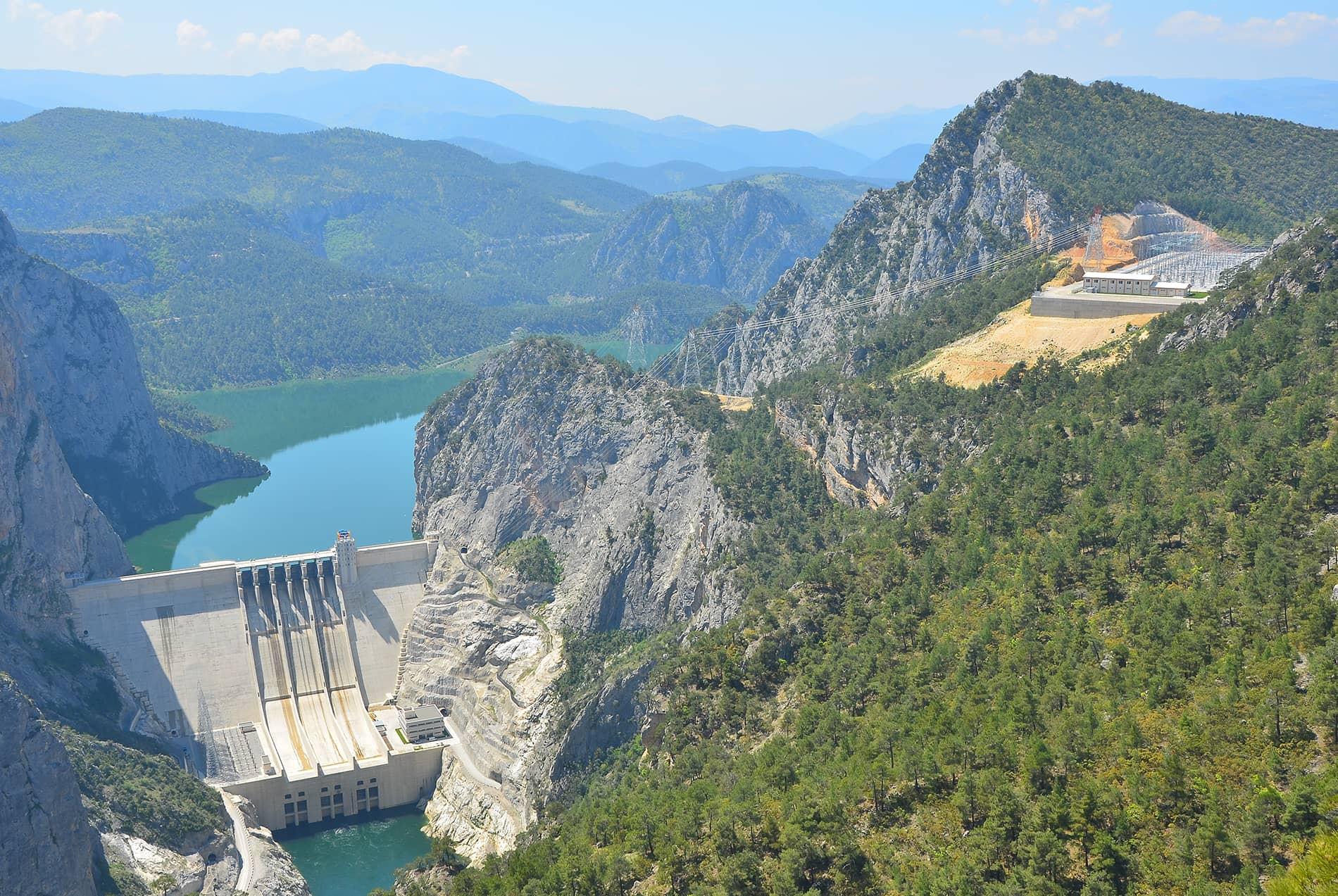 Hidroelektrikte ilk 10 belli oldu 3