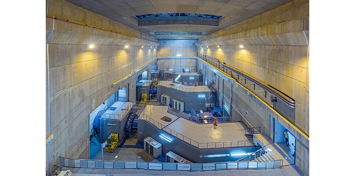 Hidroelektrikte ilk 10 belli oldu 5
