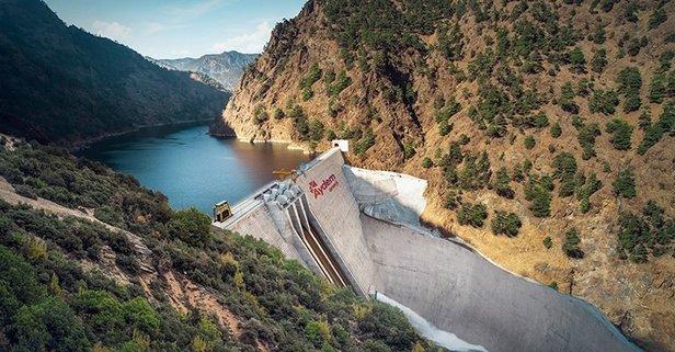 Hidroelektrikte ilk 10 belli oldu 6