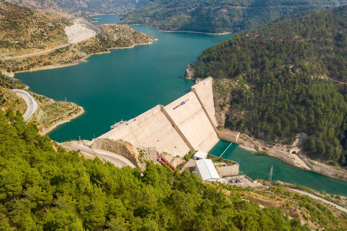 Hidroelektrikte ilk 10 belli oldu 8