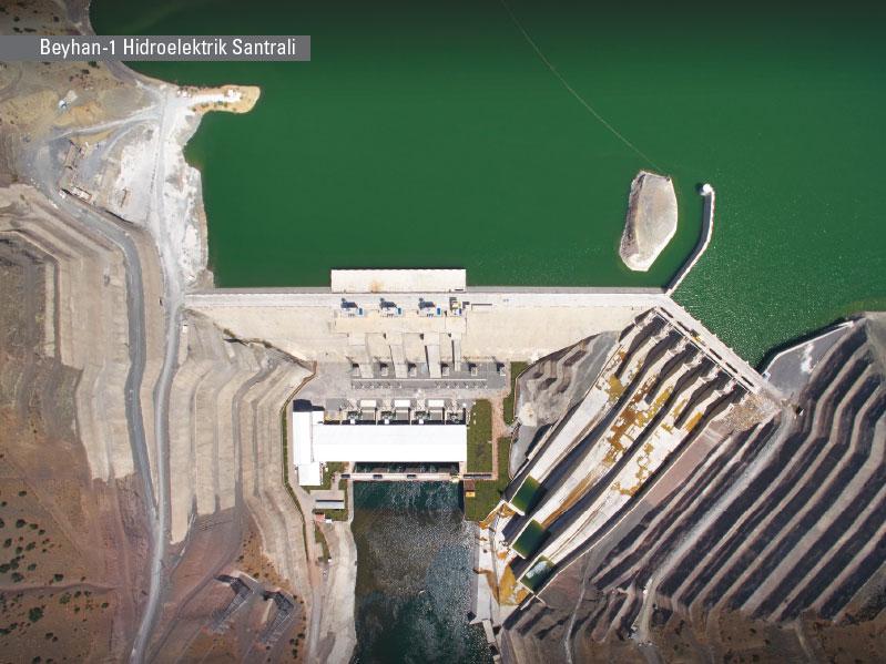 Hidroelektrikte ilk 10 belli oldu 9