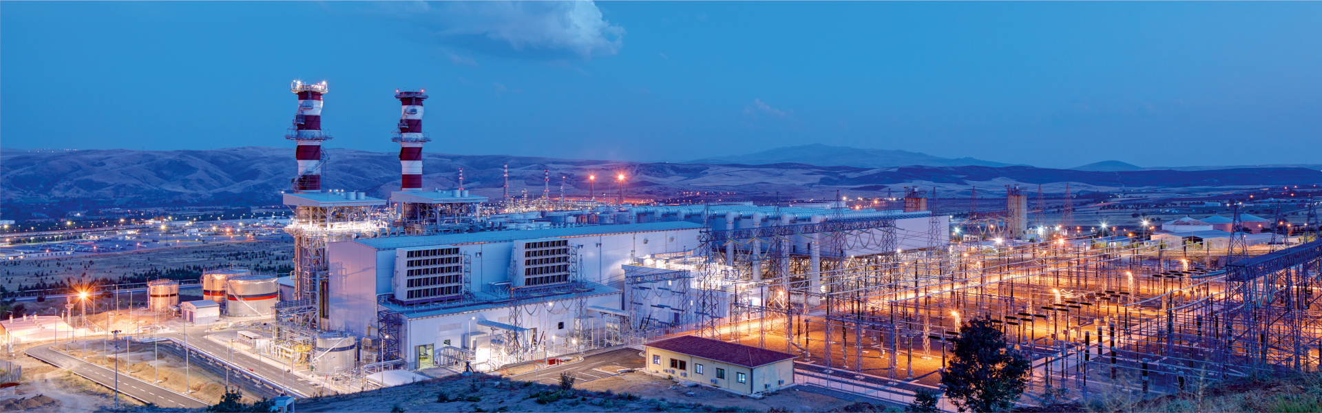 Doğalgazdan elektrik üreten en büyük 10 şirket 1