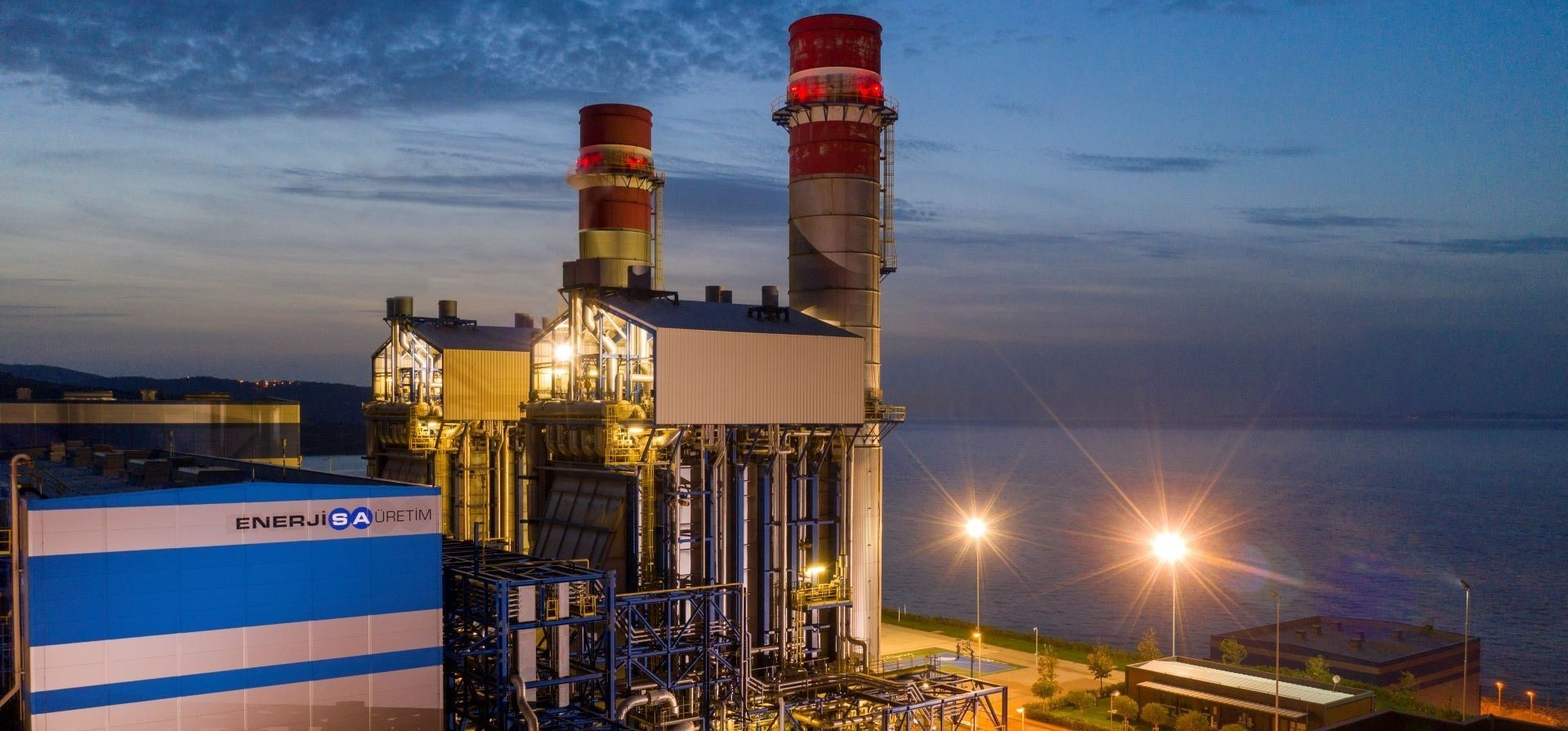Doğalgazdan elektrik üreten en büyük 10 şirket 8