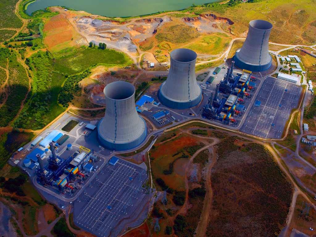 Doğalgazdan elektrik üreten en büyük 10 şirket 9