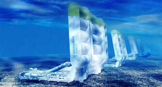 İstiridye: Dünyanın en büyük dalga enerjisi jeneratörü