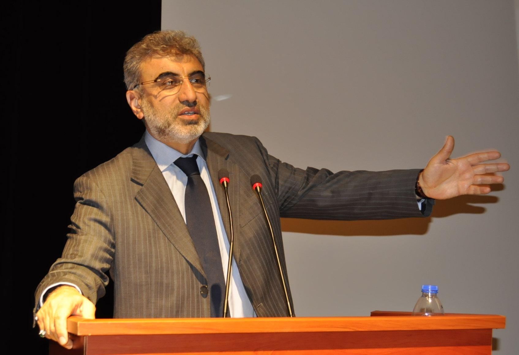Azerbaycan enerjide stratejik ortağımız