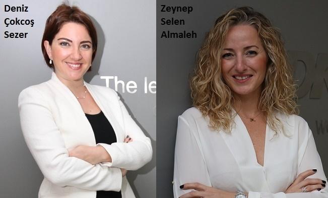 DKV`ye iki kadın yönetici