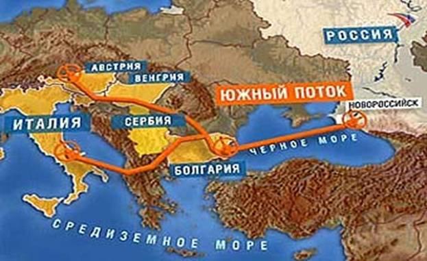 Gazprom: Güney Akım, Avrupa'yı krizden kurtarır ama…