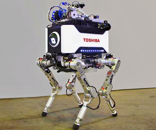 Japonya radyasyona dayanıklı robot üretti