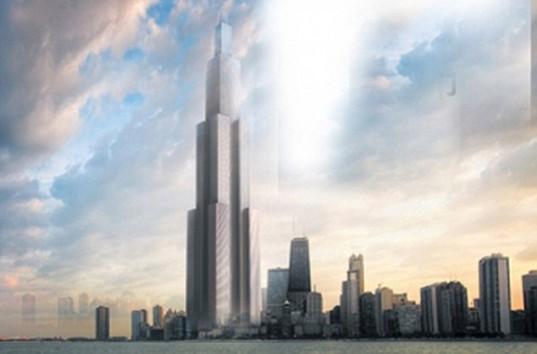 Dünyanın en yüksek binası bir insanın beşte biri enerji tüketecek