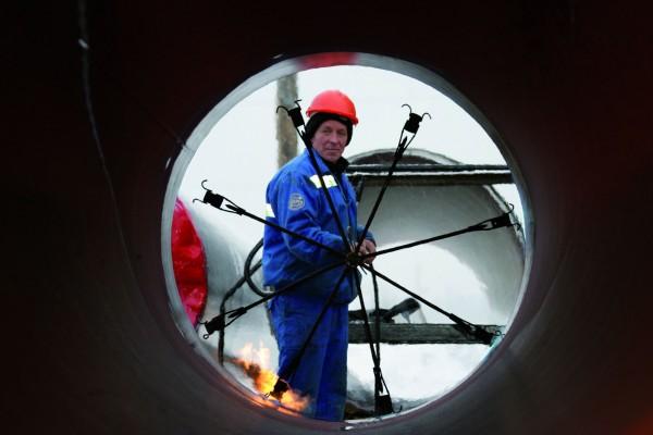 Rus gazı Kuzey Akım`la İngiltere yolunda