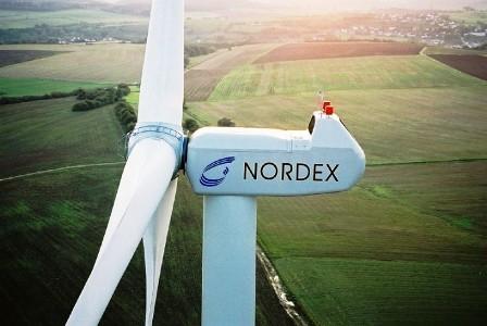 Nordex, Sancak Enerjiye rüzgar türbini sağlayacak