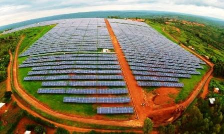 Ruanda`da 8.5 MW`lık GES üretime başladı