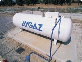 Aygaz`ın LPG depolama kapasite artışına ÇED gereksiz