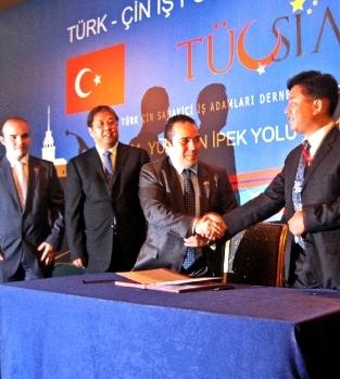 China Sunergy Türkiye`de üretim yapacak