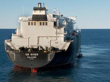 Rus gazı, Kuzey Denizi rotasıyla ilk kez Japonya`ya ulaştı!