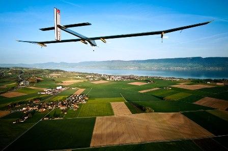 Solar Impulse dünya turunun 4. ayağını tamamladı