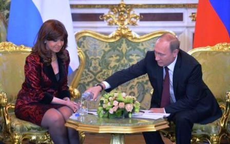 Rusya ve Arjantin enerji işbirliğini artırıyor