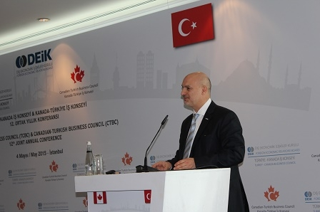 Vardan: Türkiye ve Kanada enerji işbirliğini artırabilir