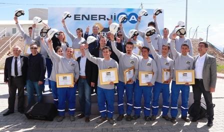 Enerjisa`dan iş garantili teknisyen okulu