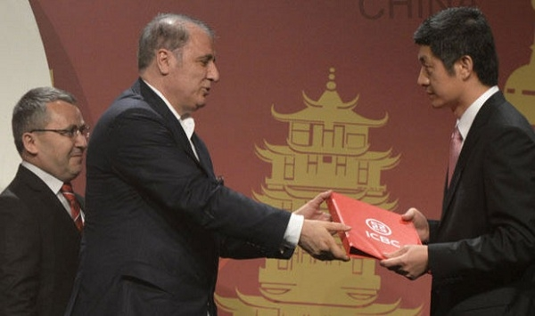 Ciner`in Ilgın Santrali`ne Çin kredisi