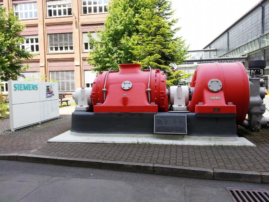 Hamitabat`a türbin ekipmanlarını Siemens sağlayacak