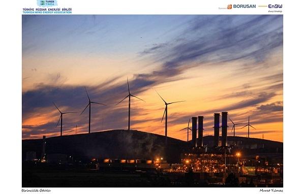 İşte en iyi rüzgar enerjisi fotoğrafı!