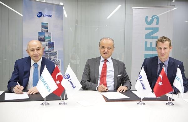 Hamitabat`a 13 yıl Siemens bakacak